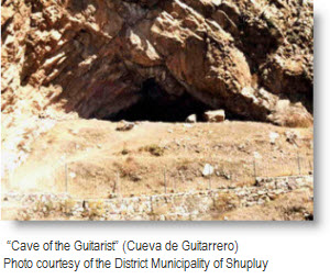 Cave of the Guitarist
