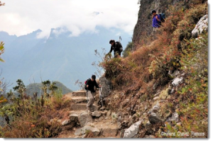 Book early to ensure your entry permit to the Inca Trail