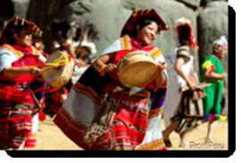 Inti Raymi Inca Solstice Festival 2012 in Cusco