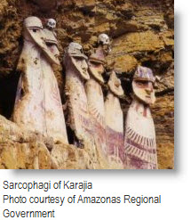 The Sarcophagi of Karajia