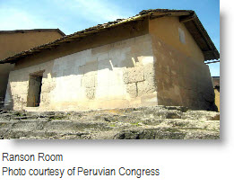 The Ransom Room of Atahualpa