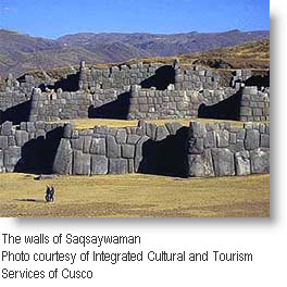The Fortress of Saqsaywaman