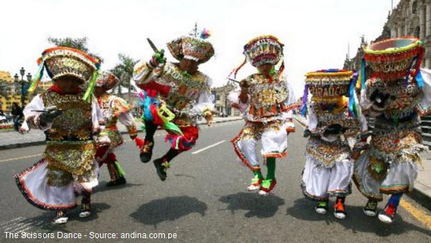 Tijeras – The Scissors Dance