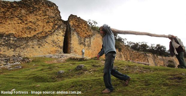 Kuelap, an adventurer's alternative to Machu Picchu