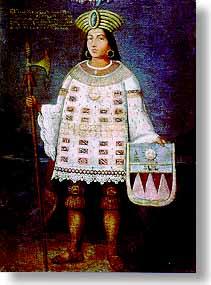 Manco Inca - The Inca Empire