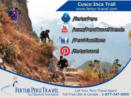 Cusco Inca Trail Tours - Peru Travel Agency, Fertur Peru Travel