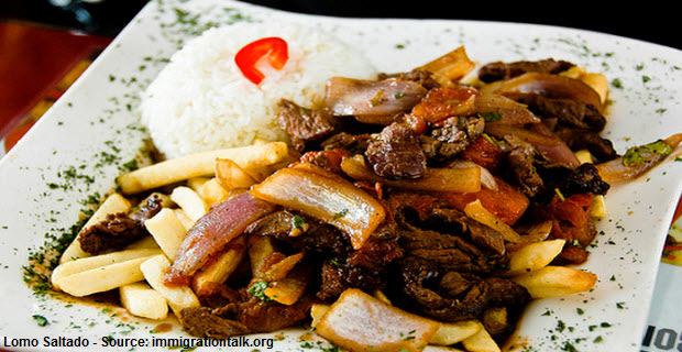 How to make Lomo Saltado‎?