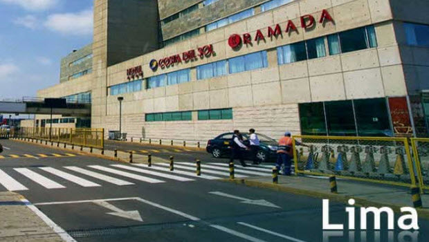 Lima Airport Promotional Hotel Rate