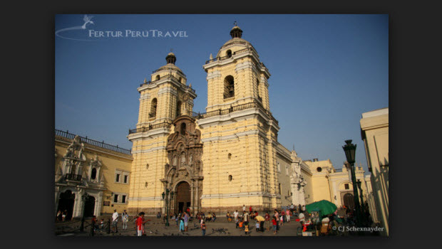 Facts about Lima (ahead of the capital city's 475th anniversary)
