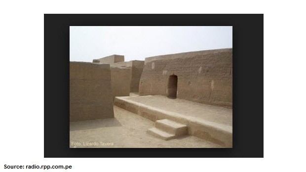 Cajamarquilla archaeological complex equipped with interpretation center and resident researchers