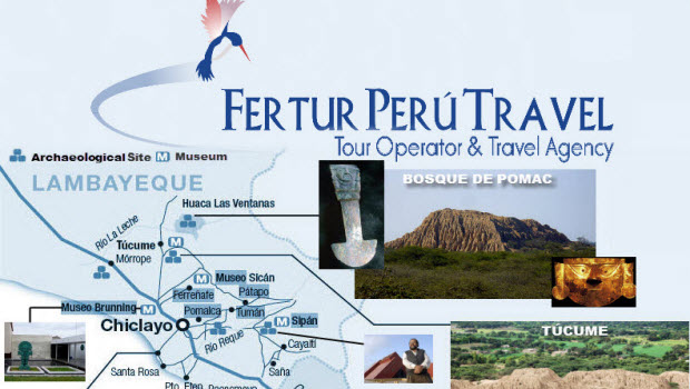 Peru's plan to invest upwards of $417 million to build the Moche Trail