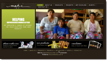 Maki International helps empower women in highland Peru