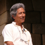 Fernando Astete, director of the Machu Picchu Archaeological Park, is also an accomplished archaeologist.