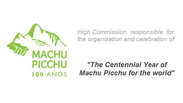 The final program for Machu Picchu 100-year anniversary celebration