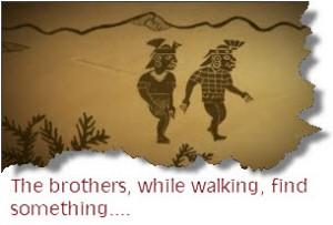 Moche legends