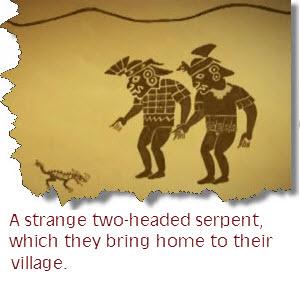 Images Moche legends