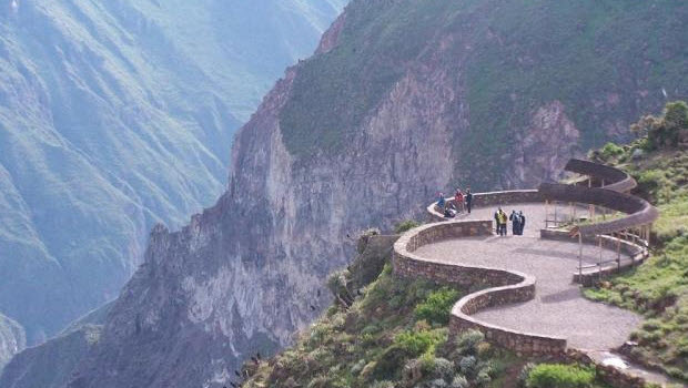 Entry fee to Colca Canyon Tourist Route set to nearly double for foreigners on Jan. 1