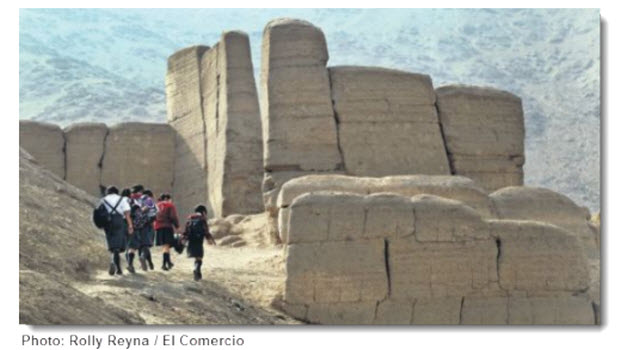 Lost Huacas: the challenge of reclaiming Lima's pre-Columbian past