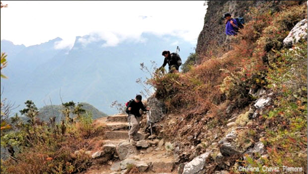 Is there a permit for entry onto the Inca Trail when I want to go?