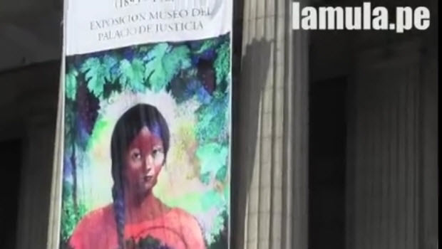 Peru's Justice Palace exhibits fake Ricardo Florez paintings – artist's daughter charges