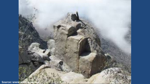 Ancient Moche sacrificial altar discovered atop mountain peak