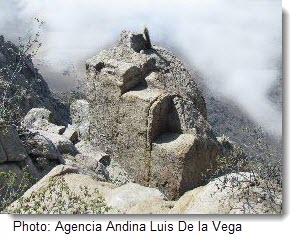 Cerro Campana de Trujillo Sacrificial Altar