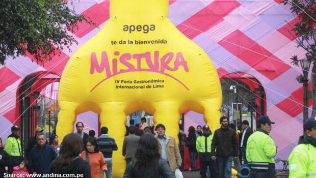 Peru prepares Mistura 2012 Food Fair for September