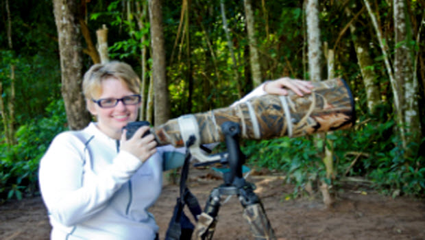 Podcast: Wildlife photography in Peru's Amazon