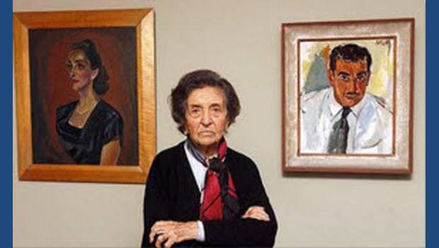 Peru's pre-eminent historian María Rostworowski is 98 today