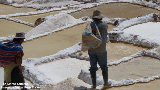 The ancient Salterns of Maras – Cuzco