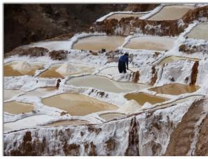 Moray salt mines