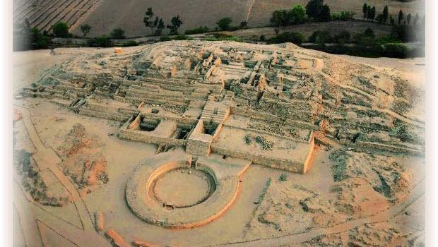 Pre-Inca Civilizations - Caral Ruins