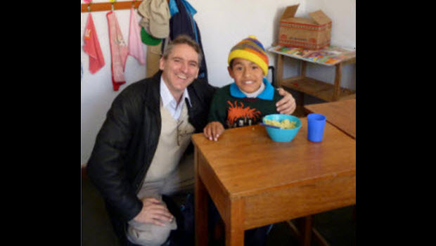 Consider donating to Manos Unidas, benefitting special needs children and their families in Cusco