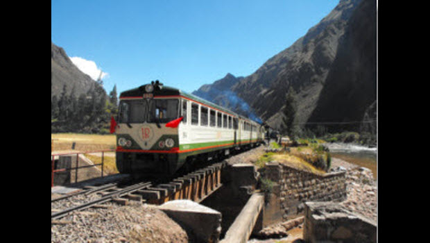 Inca Rail merger with Andean Railways to broaden train options to Machu Picchu
