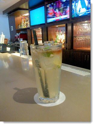 Peruvian Chilcano Cocktail