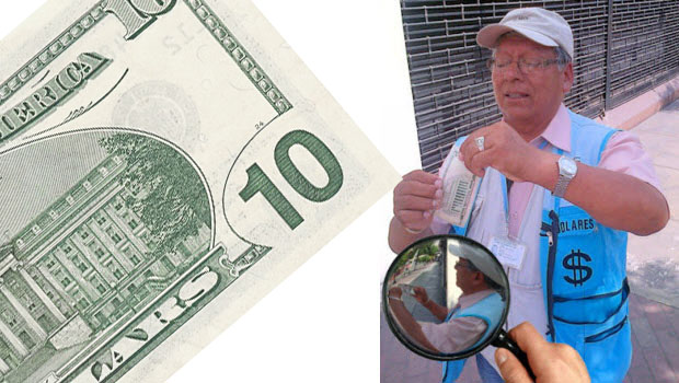 Travel advisory: bring crisp, new U.S. dollar bills for your Peru vacation