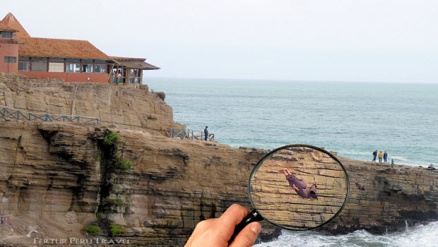 Lima's legendary leaping monk saves drowning man