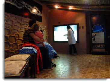 Click on this photo to hear a podcast about the Planetarium Cusco, a wonderful activity for your family vacation in Peru.