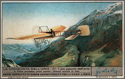 Thousands of travelers to Peru pass through Lima's international airport without realizing who it is named after and why: Jorge Chavez Dartnell, the French-born Peruvian who made aviation history by crossing the Alps in a light aircraft in 1910.