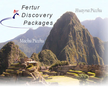 Cusco Packages with entry tickets for Machu Picchu with Huayna Picchu