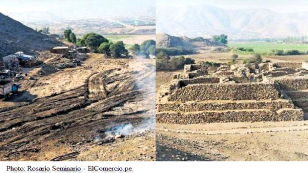 El Paraiso: The boom and bust of Peru's cultural patrimony