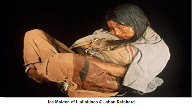 Inca Ice Maiden mummy tests false-positive for cocaine?