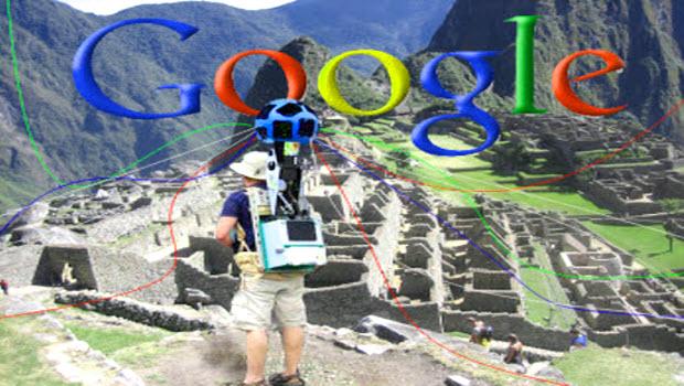 Google wants OK to scan Machu Picchu into Google Street View