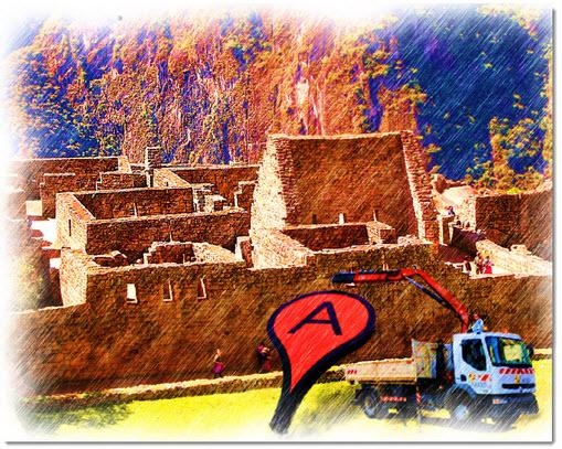 Google seeks permission to put Machu Picchu on its Street View map platform