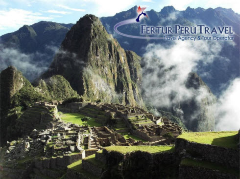 Culminate a luxury, small group Lares Valley trek with an early morning arrival to Machu Picchu