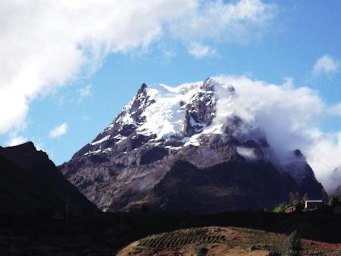 Nevado Sawasiray