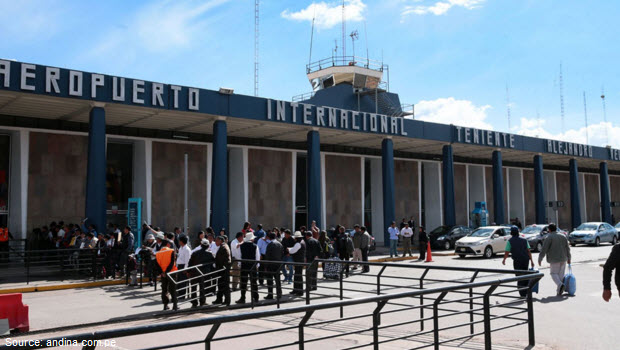 Night flights for Cusco airport meet safety standards, official says