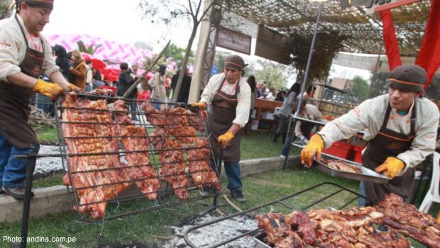 Mistura 2013 – Peru's premier food fair – Opens