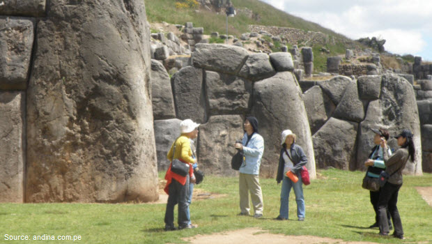Growth of Peru tourism outpaced global average in 2012