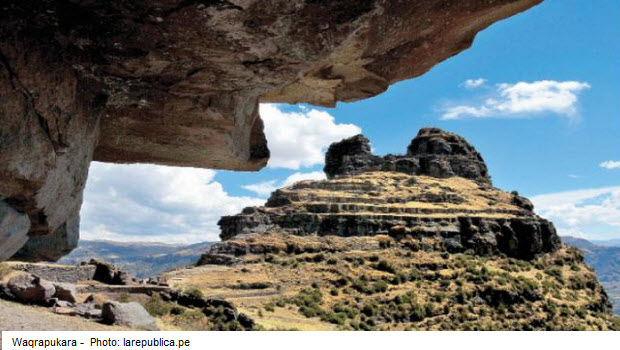 Treasure of Waqrapukara – a lesser known Inca sanctuary